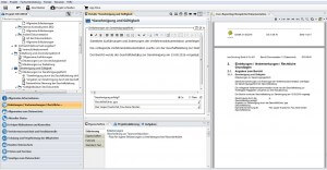 Datenschutz-Projekt mit Mustertext und Berichtslayout
