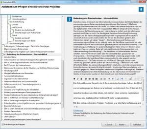 Interview Datenschutz 6 Mustertexte