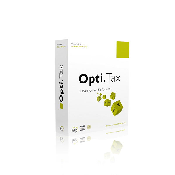 OptiTax_Taxonomie-Software