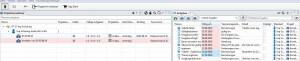 Projektverwaltung mit fälligen Aufgaben und Projekten