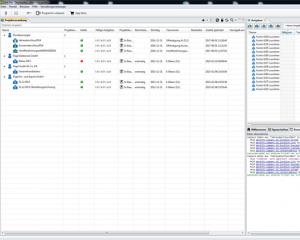 Schnittstellen für die Finanzverwaltung-Screenshot