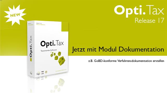 Opti.Tax Release 17