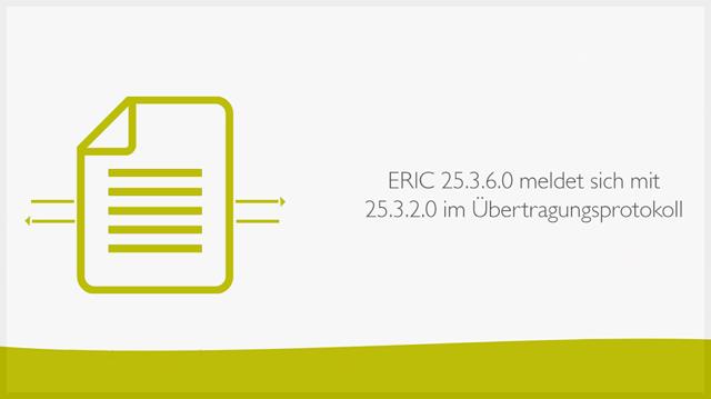 ERIC Übertragungsprotokoll