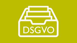 Datenschutz Dokumentation (DSGVO) Icon