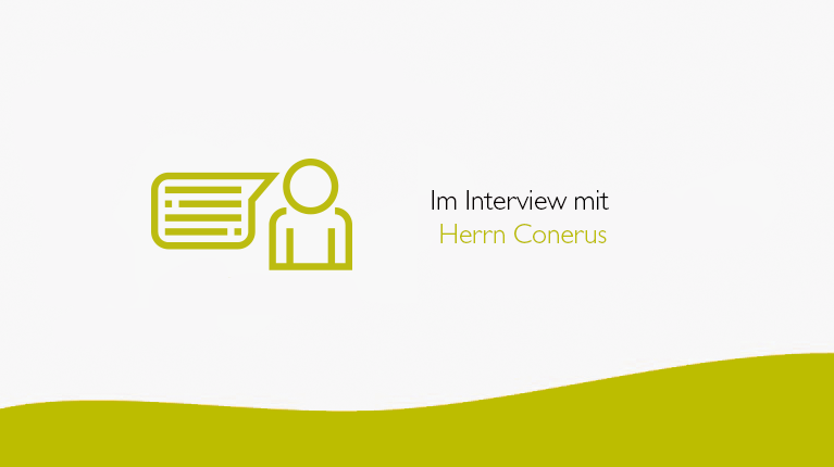 Interview mit Frank Conerus