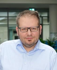 Herr Ritz ist Produktmanager beim ERP Anbieter Oxaion aus Ettlingen bei Karlsruhe