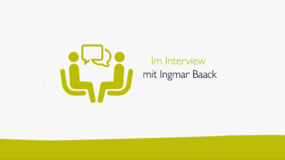 Im Interview mit Ingmar Baack
