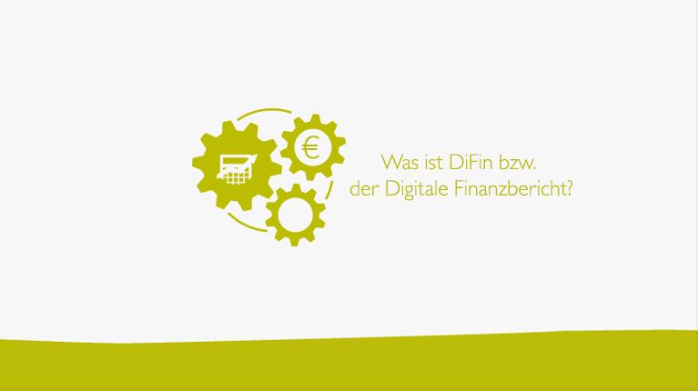Der Digitale Finanzbericht (DiFin)