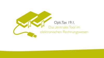 Opti.Tax Software im Rechnungswesen